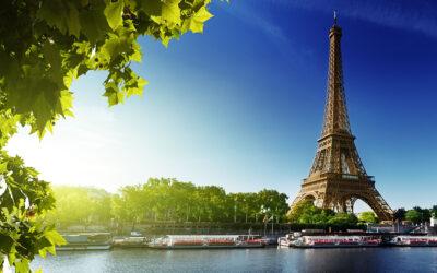 Populära sevärdheter i Paris